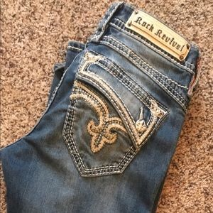 Rock revival jeans brand new size 27